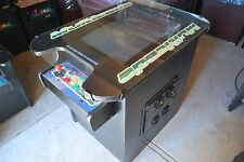 Classic Arcade Coctail Style Dual Player 60 Games with Trackball