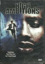 HIGH AMBITIONS - BRAND NEW DVD