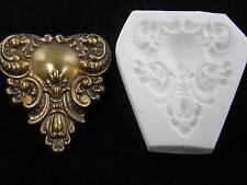 Fleur De Lis Polymer Clay Mold (#MD1065)