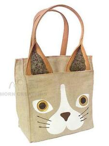 Cat Tote bag MORN CREATIONS fury ears meow purr kitty kitten