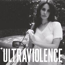 LANA DEL REY - ULTRAVIOLENCE  CD NEU