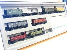 Märklin H0 4789 8er Set Güterwagen Deutsche Staatsbahn Wagenverband OVP (KV6072)