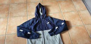 Nike Sweatjacke sweatshirt retro L hip hop oldschool jacke pullover jordan