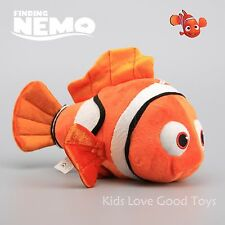 2016 Finding Nemo Figure Plush Neom Toy Soft Stuffed Animal Doll 10'' Teddy Gift