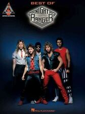 Best of Night Ranger by Hal Leonard Publishing Corporation (Paperback /...