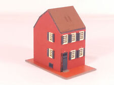 Vintage HO Scale IHC Homes Of Yesterday & Today 100/7 Huntington House