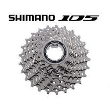 Shimano 105 10Spd 5700 Road Cassette CS-5700 11-28t ICS570010128