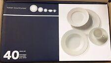 Mikasa Italian Countryside Dinnerware 40 Piece Set