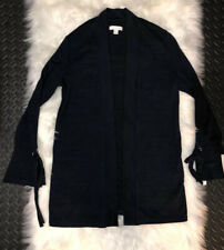 Charter Club Feminine Nature Cardigan Admiral Navy Size M New With Tag