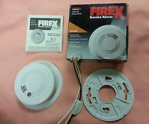 Firex model  0418  ,120VAC Smoke Alarm and Detector G,H,GC , same as model 41213