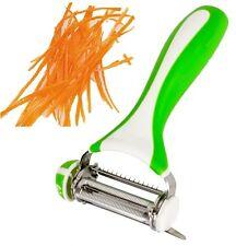 Grunwerg Multi Function Fruit & Vegetable Peeler & Julienne Rotational Peeler