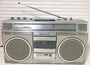 Panasonic Model RX-5030 Boombox
