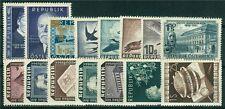 Österreich Jahrgang 1953 Michel Nr. 981-995 postfrisch
