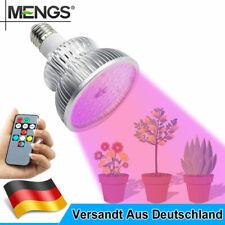 E27 50W Vollspektrum LED Wachstumslampe Pflanzenlampe Grow Pflanzenlicht Neu
