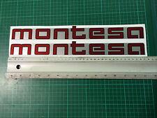 MONTESA cota 315R, 315 R Marco calcomanías/Pegatinas