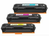 3Pk 202X CF500X Toner Cartridge For HP M281fdw M254dw MFP