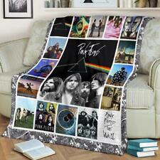 Pink Floyd Fleece Blanket Music Fan Gift Idea Funny Bedding Decor