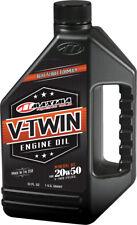 MAXIMA V-TWIN ENGINE OIL 20W-50 32OZ 30-06901