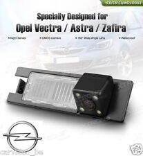 Caméra de recule 160° Wide Angle LReversing Camera OPEL Vectra/Astra/Zafira