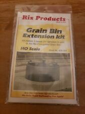 Rix Products 628-354 - Grain Bin Extension Kit - HO Scale NEW SEALED