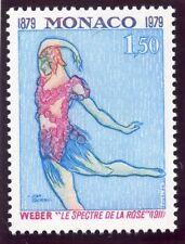 STAMP TIMBRE DE MONACO N° 1192 ** SALLE GARNIER / LE SPECTRE DE LA ROSE