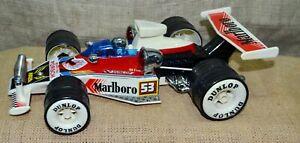 Modellino Auto da corsa Vintage in scala Martini Porsche Cheng Ching Toys 1987