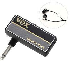 VOX CLASSIC ROCK Mini Amp W/ FREE HEADPHONES ! AMPLUG 2 AP2CR NEW