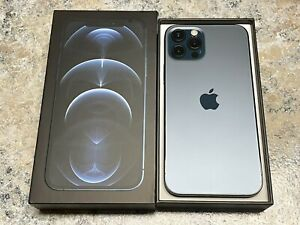 iPhone 12 Pro 256GB - Pacific Blue (Unlocked) - Great Condition