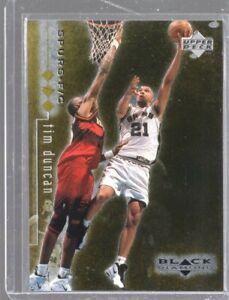 1998-99 Upper Deck Black Diamond Triple Diamond Tim Duncan #76 (1083/1500)
