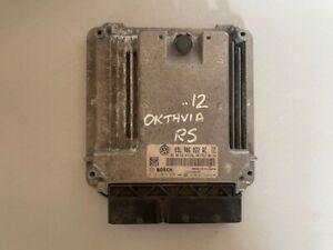 SKODA OCTAVIA RS 2012  ENGINE ECU  03L906022RE