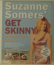 GET SKINNY BY SUZANNE SOMER 1999 FIRST PAPERBACK EDITION