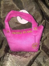 MICHAEL KLAWS HANDBAG DELUX DOG TOY REALLY BEAUTIFUL TOY FOR YOUR PET