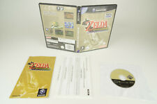 Nintendo GameCube * The Legend of Zelda: the Wind Waker * OVP con instrucciones