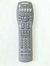 Genuine BOSE TV-Video DVD VCR Aux Remote Control MX7-41F Original OEM - EUC