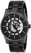Caravelle New York Men's 45A121 Analog Automatic Black Watch