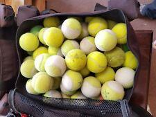 10x Used Dog Tennis Balls