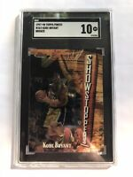 1997 Kobe Bryant Topps Finest Bronze Showstoppers #262 SGC 10 Gem Mint Card