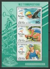 Korea 2000 Olympic Games - Sydney MNH Block