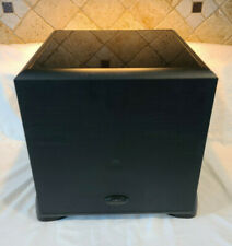 [ -EXCELLENT- ] Paradigm Reference Seismic 10 Powered Sub - Black
