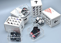 Mini random NIKE AJ 1-12 Sneakers Keychain for ultimate HypeBeast collector