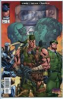 Gen 12 1998 series # 4 near mint comic book