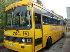 DENNIS JAVELIN 70 SEAT SCHOOL BUS COACH 3POINT BELTS