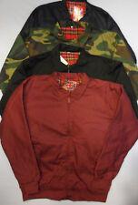 Unbranded Men's Bomber, Harrington Hip Length Coats & Jackets