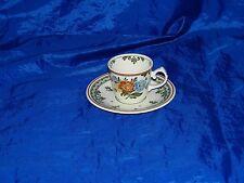 VILLEROY AND BOCH CHINA ALT AMSTERDAM Teacup Saucer Set Tea Cup 18229