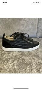 Christian Louboutin Leather Trainers - Mens Size 10 - Worn a couple of times