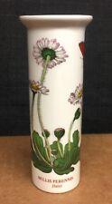 "Portmeirion Botanic Garden 5 1/4"" Serif Vase ""Bellis Perennis"""