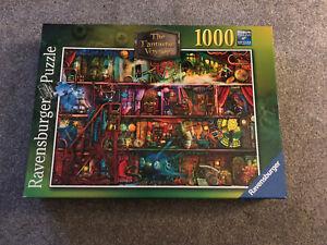 Ravensburger Aimee Stewart 1000 Piece Jigsaw The Fantastic Voyage Complete