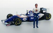 1/43 Ayrton Senna - 1994 Rothmans Williams FW16 figurine figure Standing