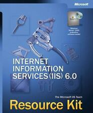 Internet Information Services (IIS) 6  Resource Kit (Pro-Resource Kit) Microsof