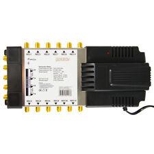 goldray Multischalter 9/12 Verteiler Switch Matrix 12 Teilnehmer Multiswitch 4K